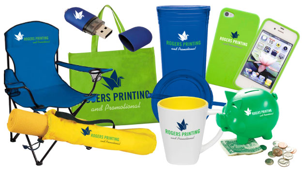 featured promotional items