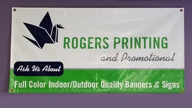 branded vinyl banner