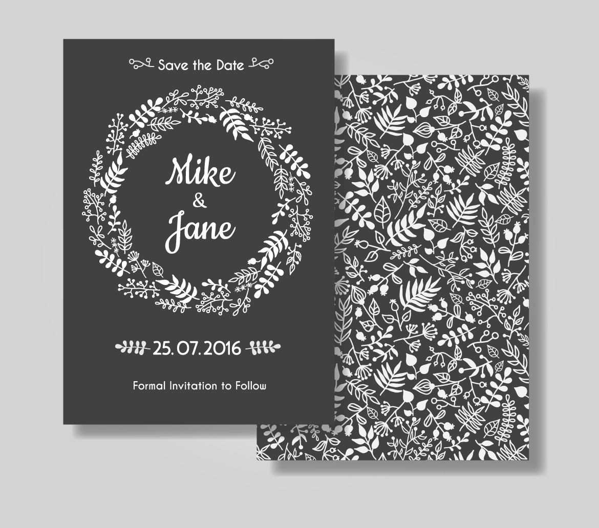 How much do custom wedding invitations cost Rogers Printing